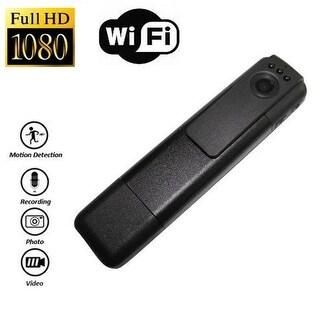Wifi 1080P, H.264 Spy Pen Camera Recording Pen Mini Camcorder