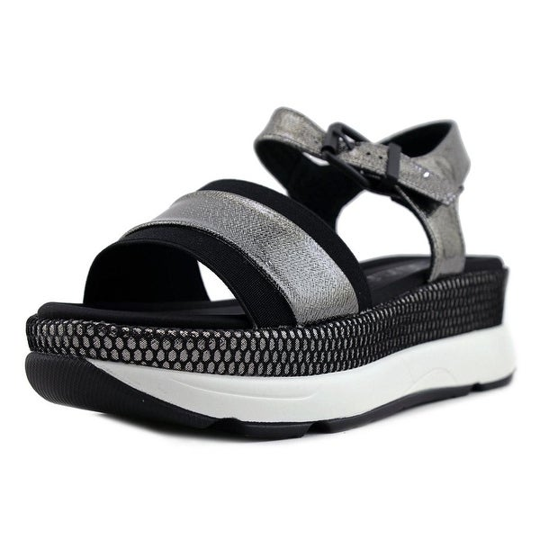 Sixtyseven 78601 Women Pewter Sandals