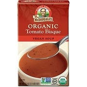 Dr. McDougall's Organic Tomato Bisque Soup - Case of 6 - 17.7 oz.