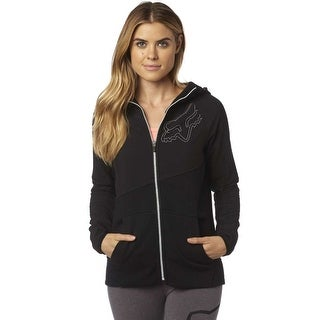 Fox Racing 2017 Women's Enduration Zip Hoodie - 18588 - Black