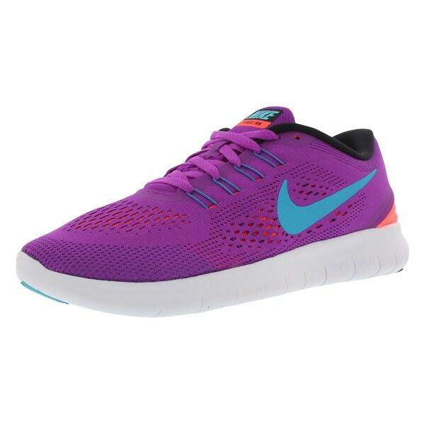 61a080f27e1a Shop Nike Free Run Running Women s Shoes - 7 B(M) US - Free Shipping ...