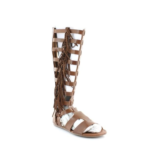 MIA Donata Women's Sandals & Flip Flops Cognac