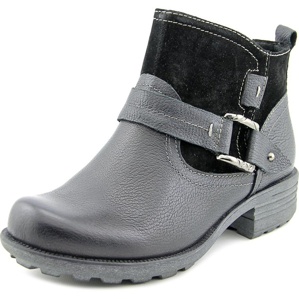 Earth Origins Paris Womens Black Boots
