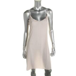 Yummie by Heather Thomson Womens Della Knee Length A-Line Full Slip - XL