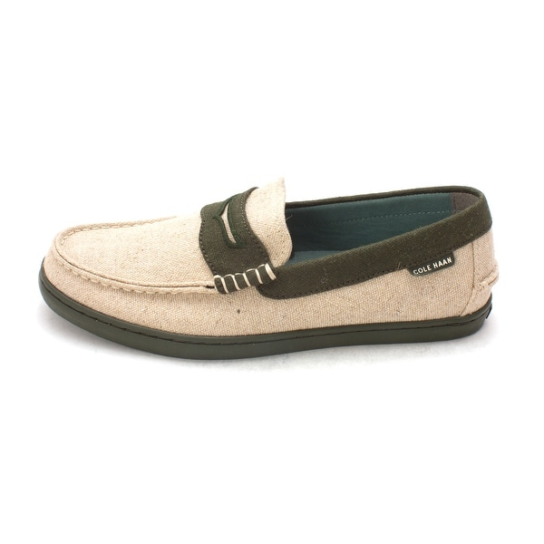 Cole Haan Mens Nataliesam Closed Toe Slip On Shoes - 8.5
