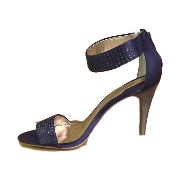 Alfani Womens Annika Open Toe Ankle Strap D-orsay Pumps - 5.5