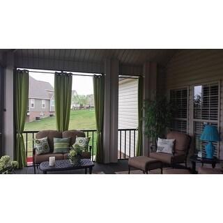 Grommet Top Indoor/Outdoor Curtain Panel