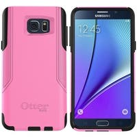 OtterBox Commuter Series Case for Samsung Galaxy Note 5 and Holster Pink Black