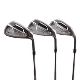 New TaylorMade RSi 2 Pitching, Approach, & Sand 3-Wedge Set Steel RH