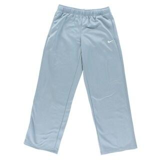 Nike Girls Knock Out 2.0 Fleece Training Pants Magnet Grey - Magnet Grey