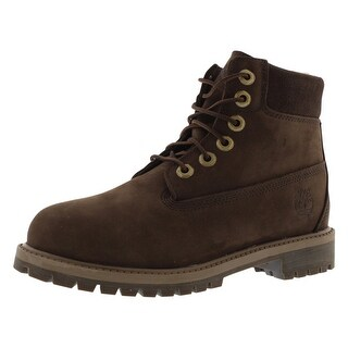 Timberland 6 Inch Classic Prm Shearling Boots Kid's Shoes (3 options available)