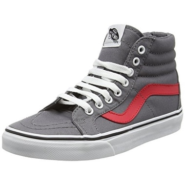 3a6b798478 Shop Vans Mens Canvas SK8-Hi Reissue Tornado Racing Red Sneaker - 13 - Free  Shipping Today - Overstock - 20291967