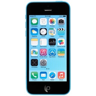 Light Blue Apple iPhone 5C (8GB)