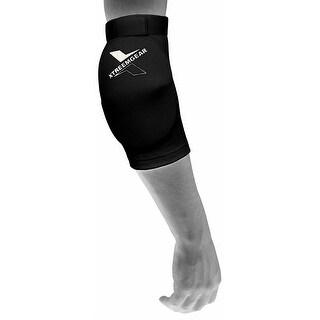 Adjustable Elbow Brace Support Elastic Wrap Pain Relief Black