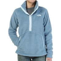 The North Face Women's Sheepeater Pullover Cool Blue