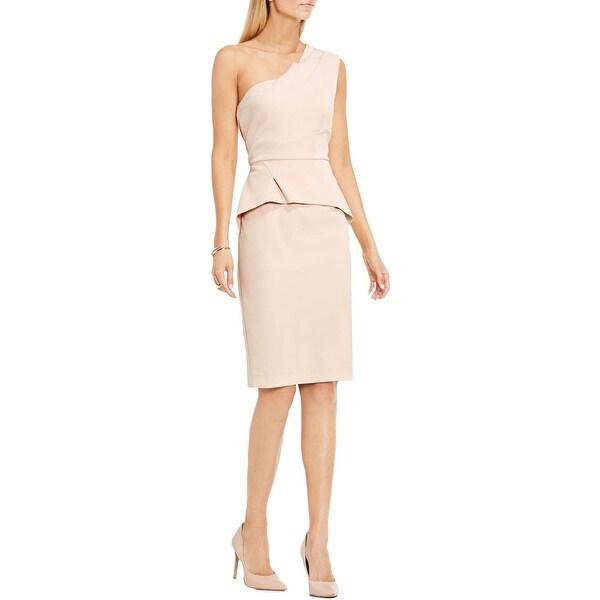 Shop Vince Camuto Womens Cocktail Dress One Sholder