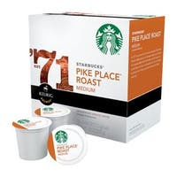 Keurig Starbucks 110767 Pike Place Roast Coffee K-Cups, 16 Count