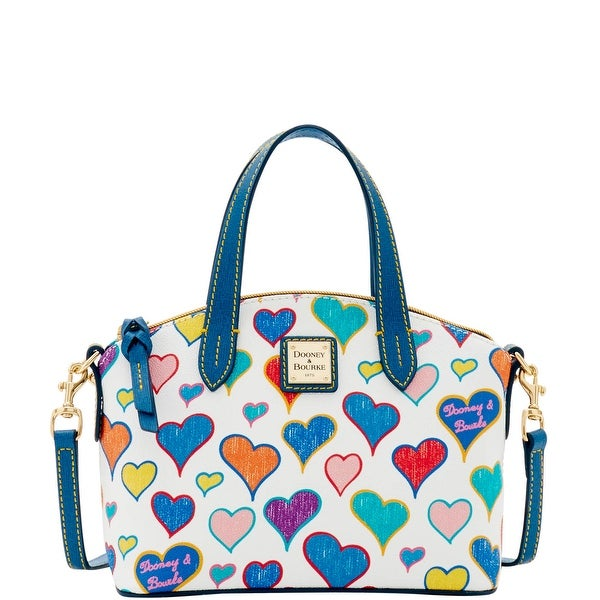 Dooney & Bourke Heart Ruby Bag (Introduced by Dooney & Bourke at $158 in Dec 2016) - White