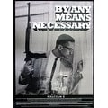 Malcolm X Poster By Any Means Necessary (18x24) - Thumbnail 0
