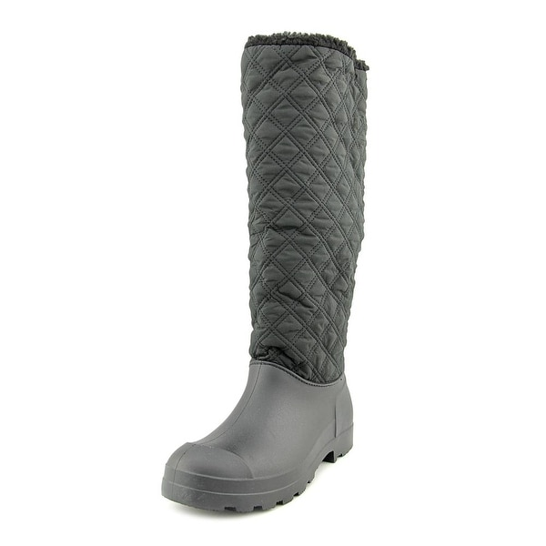 The Most Popular Dirty Laundry Pinnacle Round Toe Canvas Winter Boot Black For Women Outlet