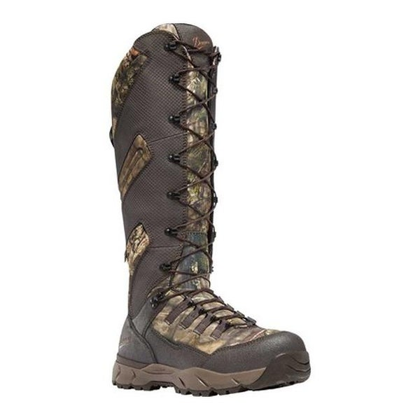 Shop Danner Men S Vital Snake 17 Quot Hunting Boot Mossy Oak