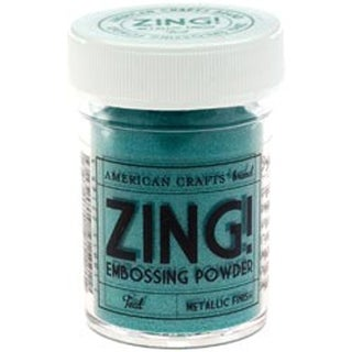 Teal - Zing! Metallic Embossing Powder 1Oz