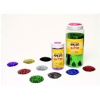 Non-Toxic Craft Glitter, Red