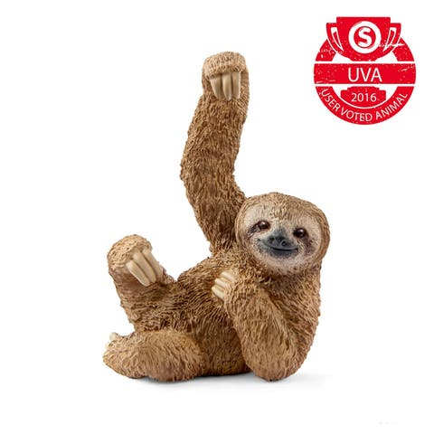 Schleich 14793 Figurine Sloth Toy
