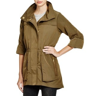 Fillmore Womens Anorak Jacket Hooded Water Repellent