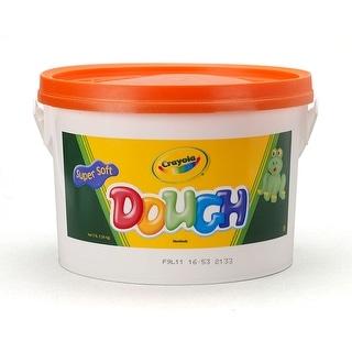 Modeling Dough 3Lb Bucket Orange