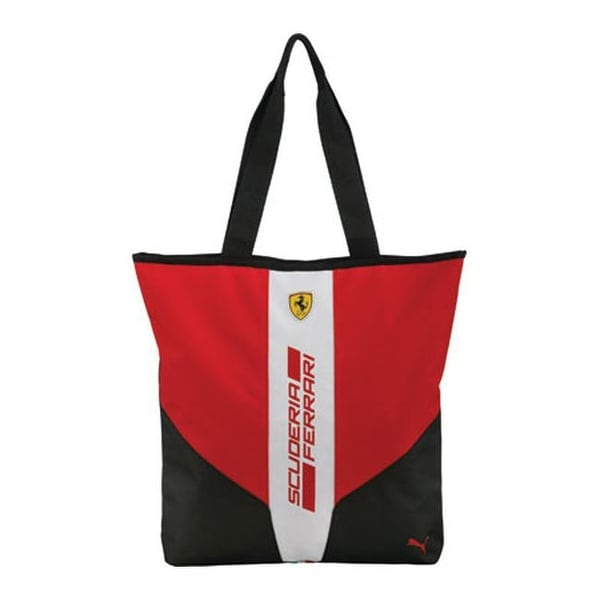 d8045617bd27 Shop PUMA Women s Ferrari Fanwear Shopper Red - US Women s One Size (Size  None) - On Sale - Free Shipping On Orders Over  45 - Overstock.com -  11818019