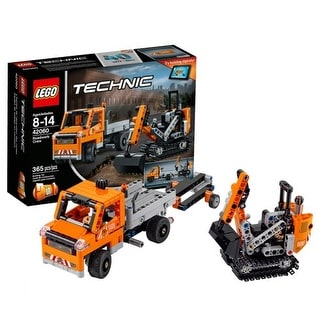LEGO(R) Technic Roadwork Crew (42060)