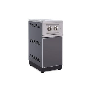 NewAge Products Outdoor Kitchen Dual Side Cabinet and Side Burner Insert (2 options available)