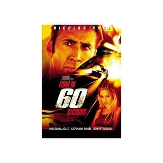 GONE IN 60 SECONDS (DVD/2.35 ANAMORPHIC/DD 5.1/FR-DUB/SP-BOTH)