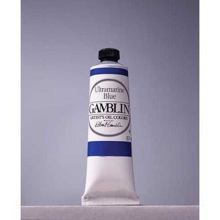 Gamblin - Artist Grade Oil Color - 37ml Studio Tube - Nickel Titanium Yellow