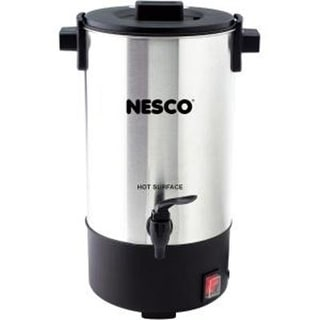 The Metal Ware Corp - Cu-25 - Nesco Coffee Urn 25Cup Ss