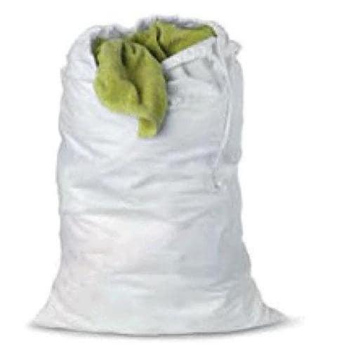"Honey-Can-Do LBG-01140 Cotton Laundry Bag, 24"" x 36"", White"