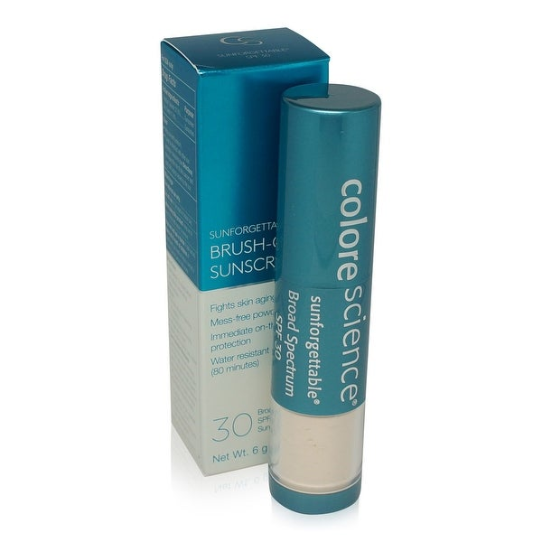 Colorescience Sunforgettable Brush On Sunscreen SPF 30 Fair