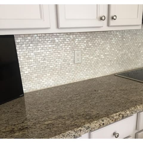 Buy Mosaic Tile Backsplash Tiles Online At Overstock Our Best Tile Deals