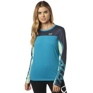 Fox Racing 2017 Women's Comparted Mesh Long Sleeve Top - 18591