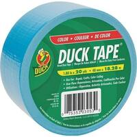 """Duck 1311000 Electric Tape, 1.88"""" x 20 Yards, Blue"""
