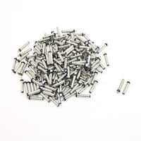 Unique Bargains 200 PCS DC Power Jack Solder Male Plug Connector 3.5mmx1.35mm Type 0.79  Long