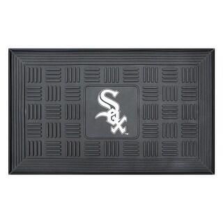 Chicago White Sox Medallion Door Mat