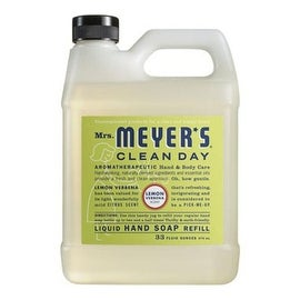 Mrs Meyers Clean Day 12163 Mrs. Meyer's Liquid Hand Soap Refill, 33 Oz.