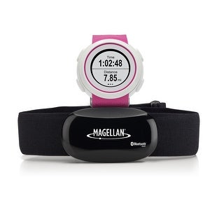 Magellan Echo Fit Sports Watch with Heart Rate Monitor Pink - TW0204SGHNA