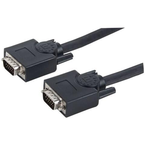 MANHATTAN 393782 SVGA Monitor Cable (10ft)
