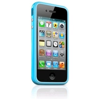 Apple Bumper Case for Apple iPhone 4/4S - Blue
