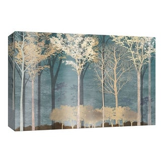 "PTM Images 9-147976  PTM Canvas Collection 8"" x 10"" - ""Into the Woods"" Giclee Forests Art Print on Canvas"