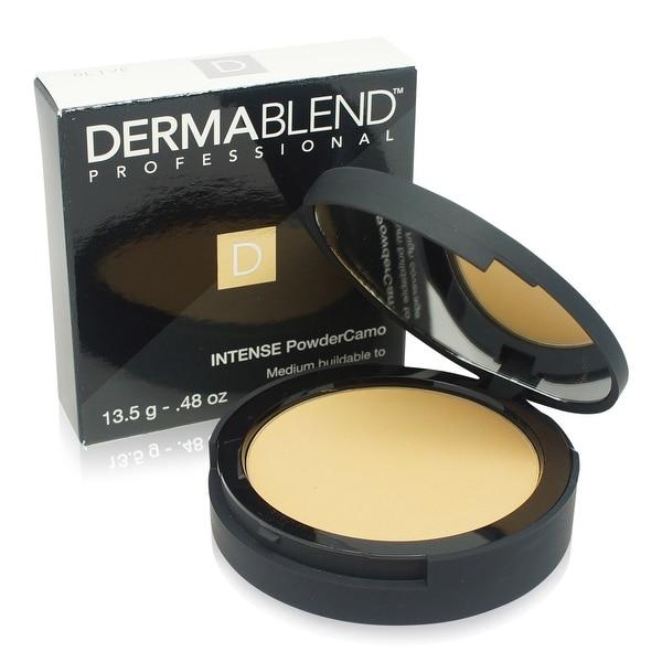 Dermablend Intense Powder Camo Foundation- Olive