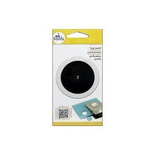 "EK Paper Shapers Punch Lg Circle 2"""